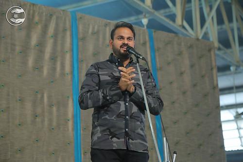 Shobhit Chowdhary from Faridabad, Haryana, expresses his views