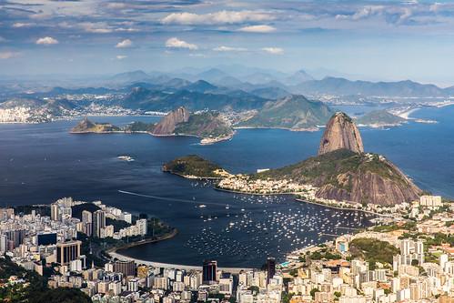 5dm4 5dmiv brazil brésil corcovado paindesucre pãodeaçúcar rio riodejaneiro carioca cariocas mont montains panorama panoramic panoramique sugarloaf view