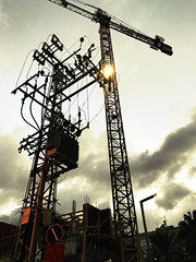 Building site, Mane Street, Tel Aviv