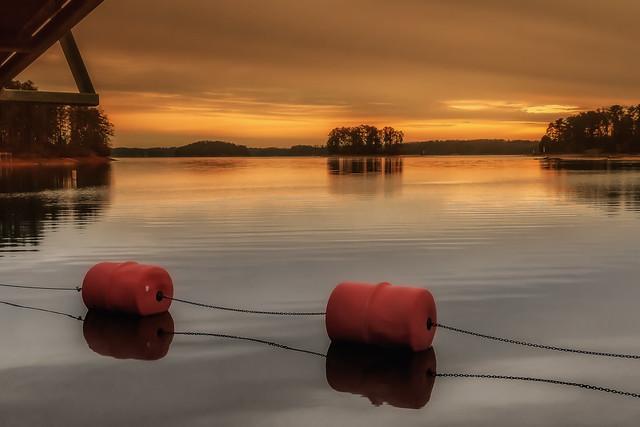 Lake Lanier Spillway Rd 0913