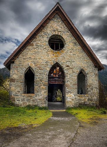 church stonechurch catholicchurches history structure vancouverislandchurch oldbutterstonechurch sandyhill