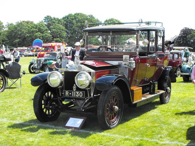 Rolls Royce - R 1130 @ Luton 2017