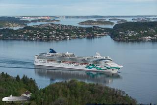 Norwegian Jade | by Aviation & Maritime
