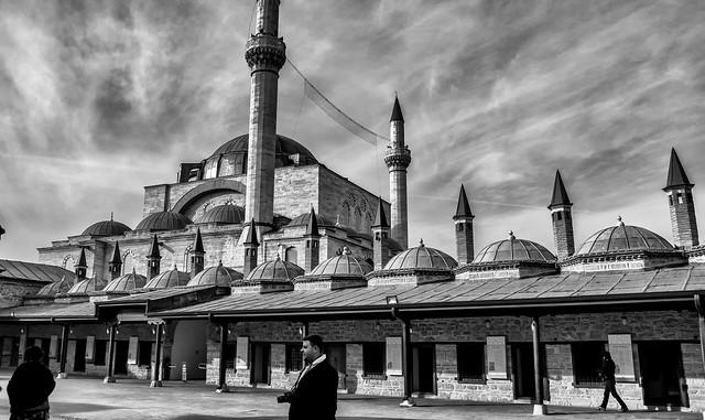 Mevlana tomb year 1274