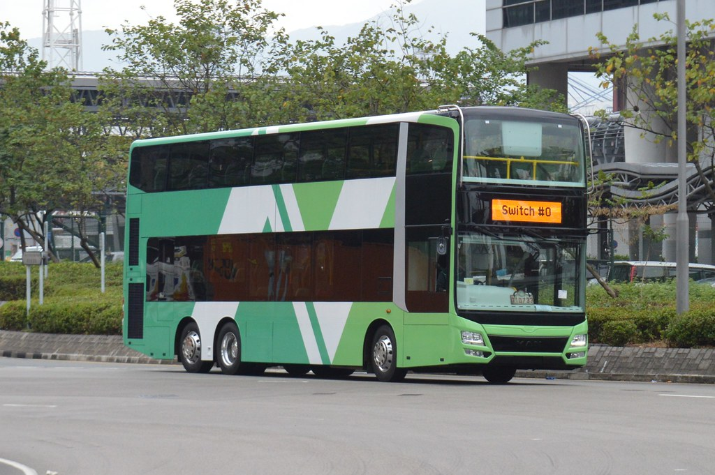 New Lantao Bus MAN ND363F   Chassis NO:WMAA95ZZ9HF005010