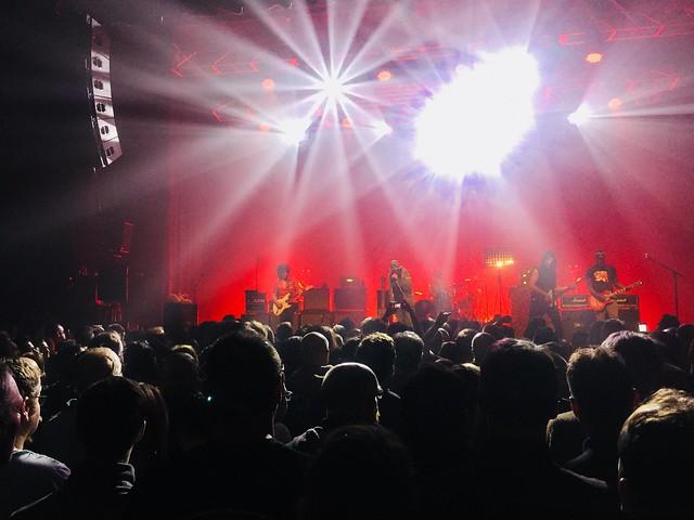 Le concert..