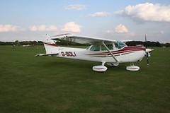 G-BOLI Cessna 172P [172-75484] Sywell 020917