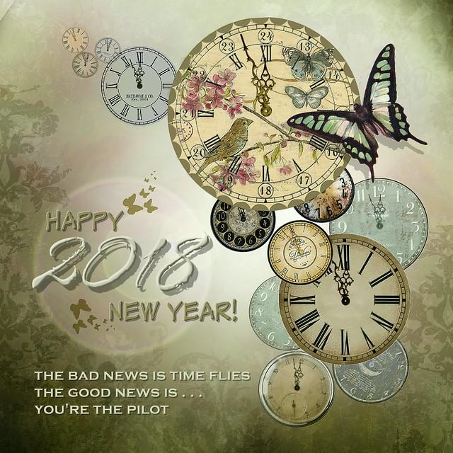 2018 happy new year