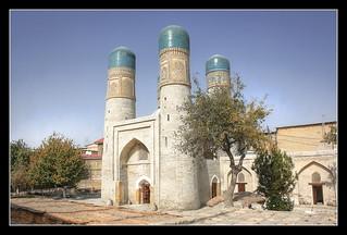 Bukhara UZ - Chor Minor 02
