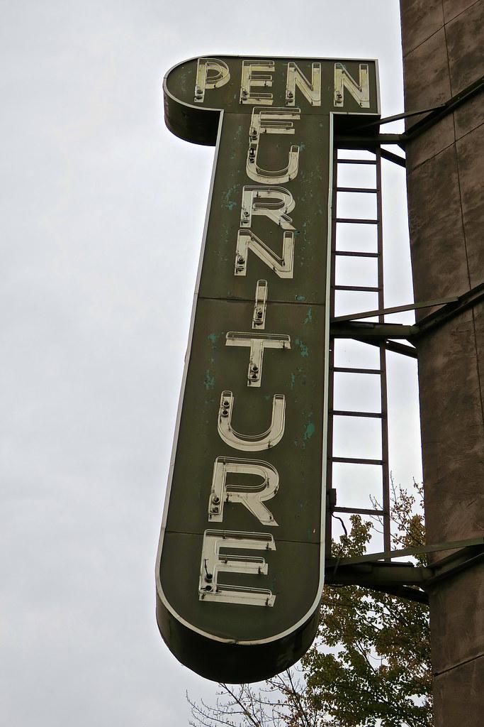 Bon ... Penn Furniture, Scranton, PA | By Robby Virus