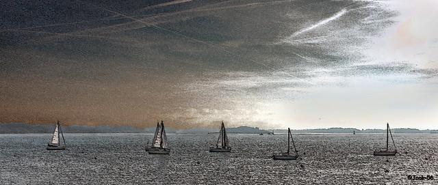_DSF6297 - Le golfe du Morbihan.
