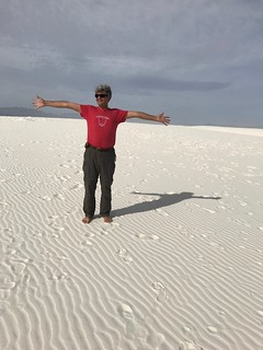 White Sands Pierre arms out | by Pierre Yeremian