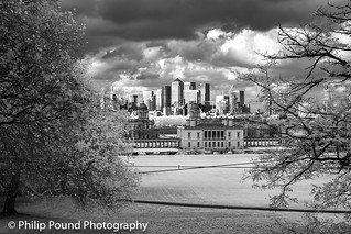 Greenwich View from the Hill