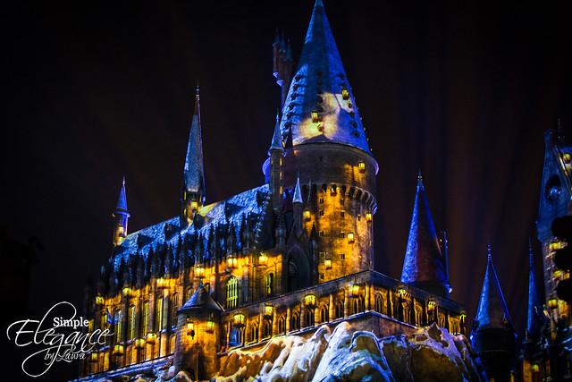 Hogwarts For Christmas