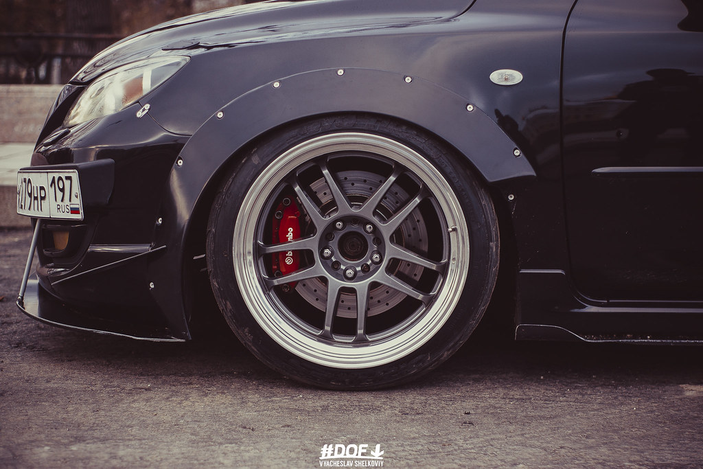 Mazda 3MPS | 400+ HP, 603 Nm -Racing Hart CP-030R wheels -KR