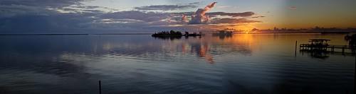 arloguthrie panorama fujifilmxt2 indianriver sebastianfl sebastianinlet ptguipro xf1024mmf4rois sunrise indianriverlagoon thecrabhouse
