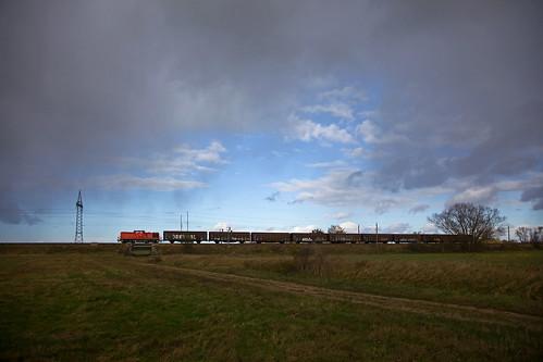 br298 railroad nudow deutsche bahn