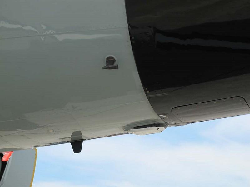 Boeing TC-135W Rivet Joint Trainer 9