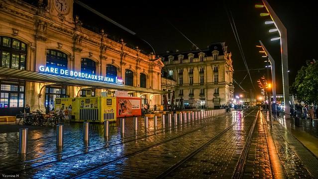 Bordeaux Night -Nuit Bordelaise - 4094