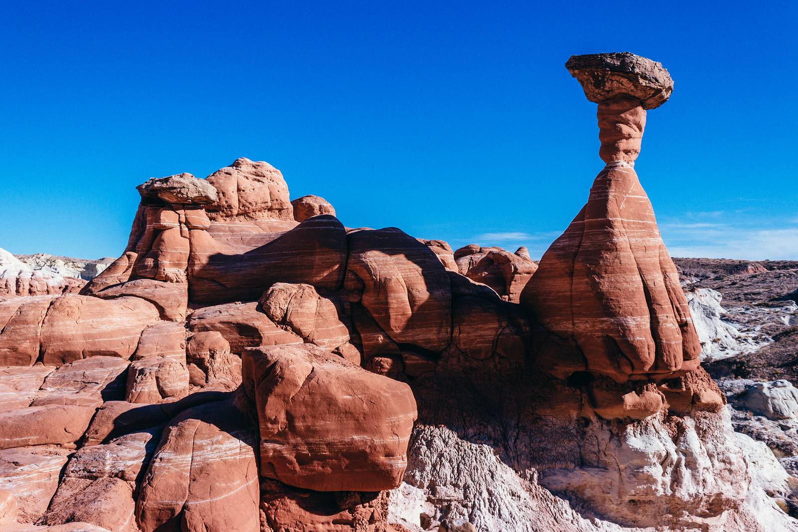 Toadstool Hoodoos, Grand Staircase-Escalante National Monument