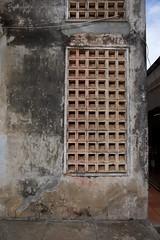 Tuol Sleng Walls