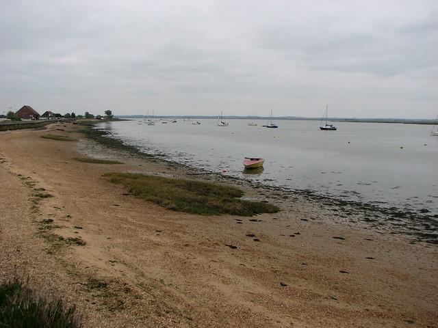 Mill Beach, Heybridge