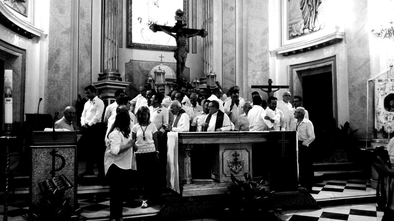 (2017-06-23) Vía Crucis de bajada -  Pascual Serrano Tortosa (11)