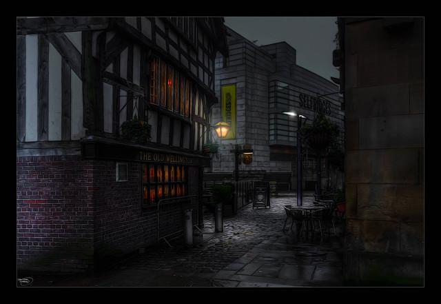 The Old Wellington