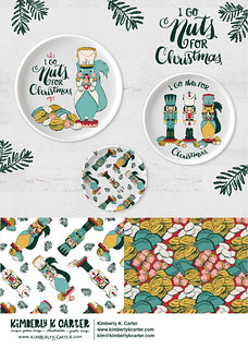 I Go Nuts for Christmas by Kimberly K Carter