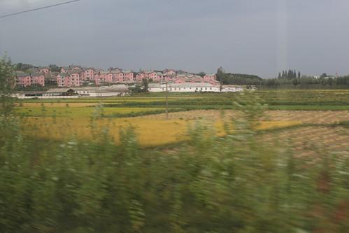 Approaching Pyongyang by train | by Timon91
