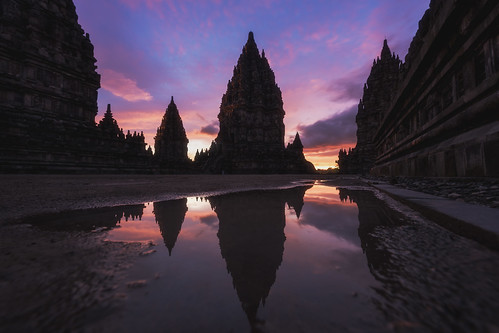rot prambanan indonesia indonesien tempel temple sunset sonnenuntergang yogyakarta landschaft landscape natur architektur architecture