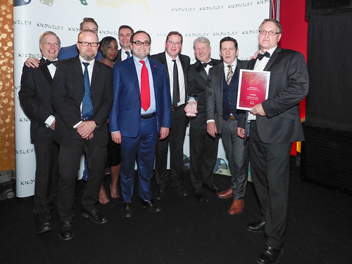 Manufacturer of the Year - Tratos UK | by Knowsley Council