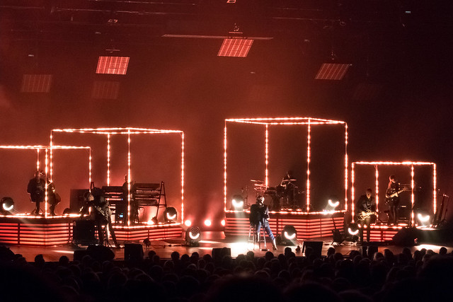 Christophe : Les Vestiges Du Chaos Tour - Salle Pleyel, Paris (2017)