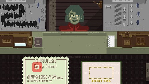Papers, Please for PS Vita | by PlayStation.Blog