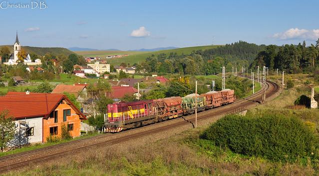 ŽSR 742 646-8 - Markušovce