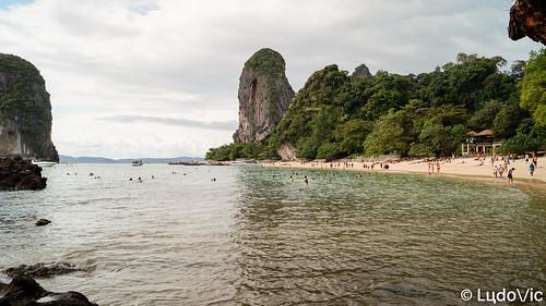 lцdоіс thailande thailand thailandia krabi railay east travel beach beauty beautiful rock aonang voyage