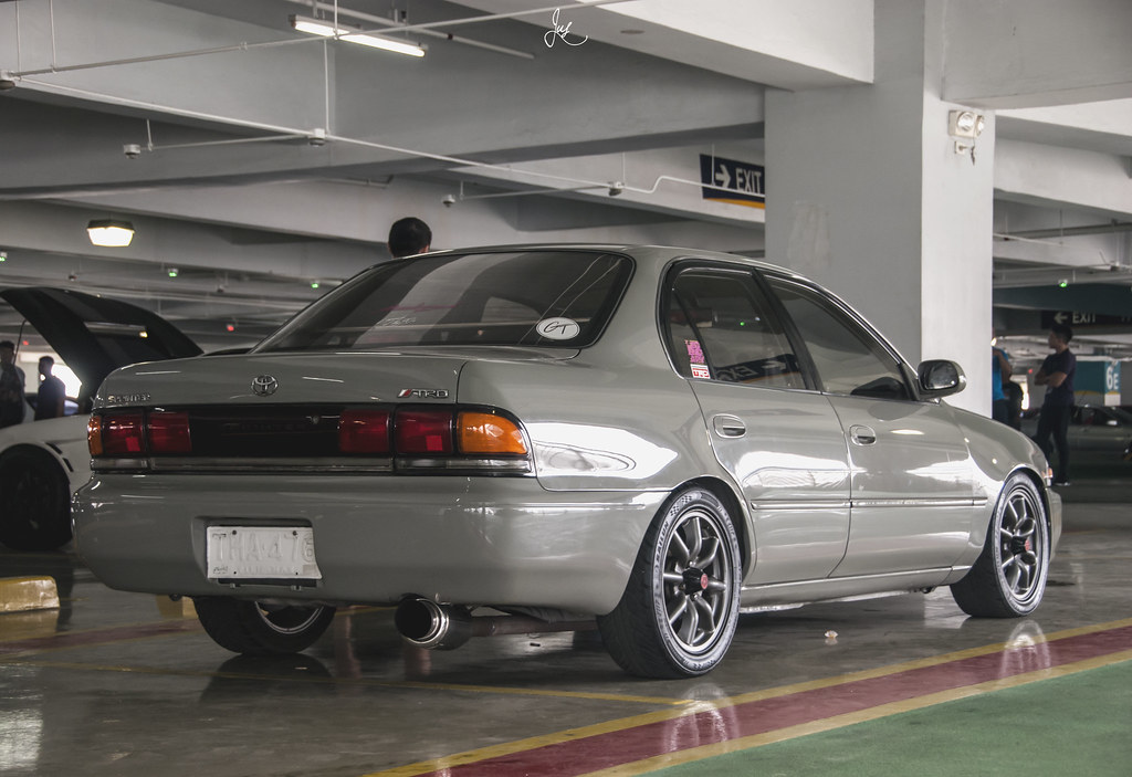 Toyota Sprinter Ae101 Justin Young Photography Flickr