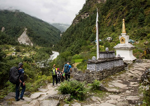 Trail to Namche 06 | by Valentin Groza