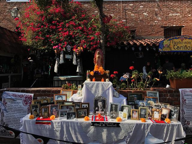 Altar at Olvera Street