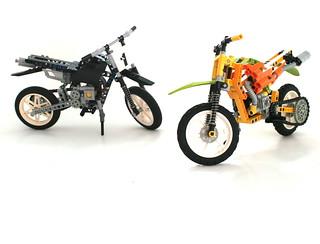 8291: Dirt Bike Alternates   by DePin0