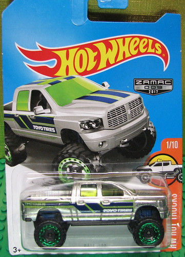 Hot Wheels 2018 -  Ram 1500 (Zamac) Photo
