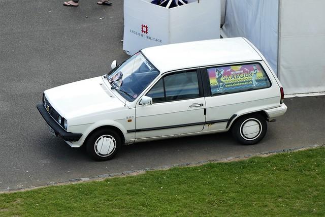 Volkswagen Polo Match G667LGF
