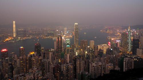 hongkong victoriaharbour