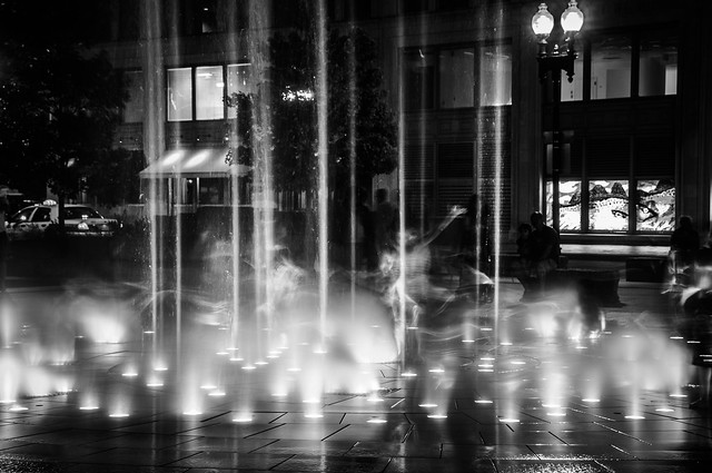 Ghosts in the Fountain