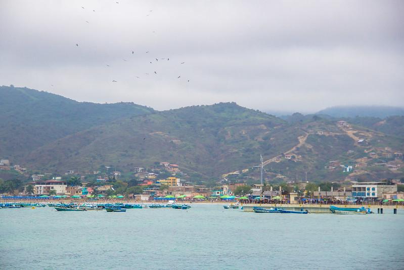 Puerto López, Manabí, Ecuador