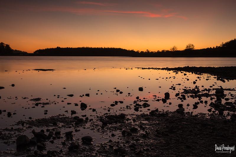 Sunset in Blessington