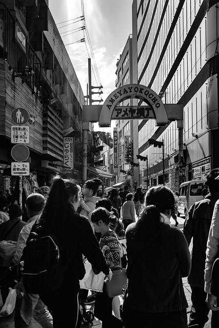 Akihabara, Ueno and Ameyoko Market-110