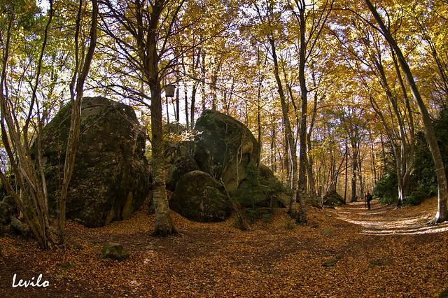 Les Roques Encantades (Garrotxa)