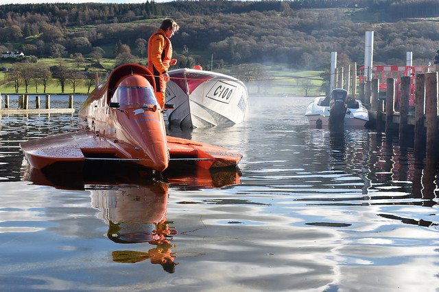 Miss Albatross Power Boat Team