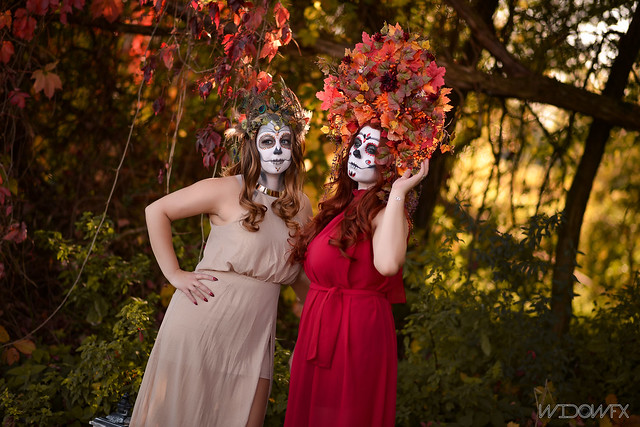 Sugar Skull Shooting 2017